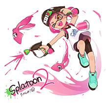 Splatoonの画像(プリ画像)