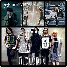 OLDCODEX7thanniversary