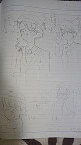 学校で書いた落書きの画像(落書きに関連した画像)