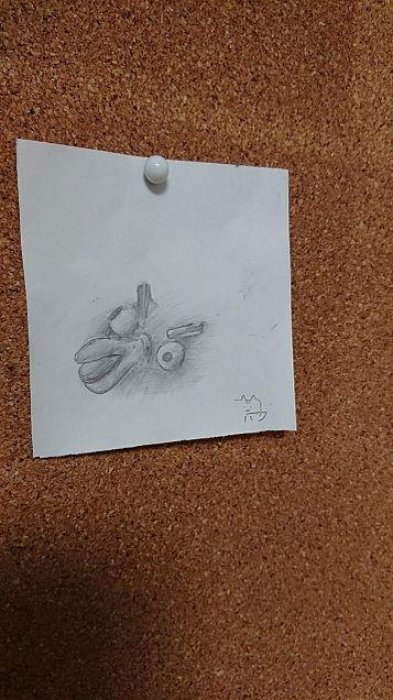 鉛筆画?の画像 プリ画像