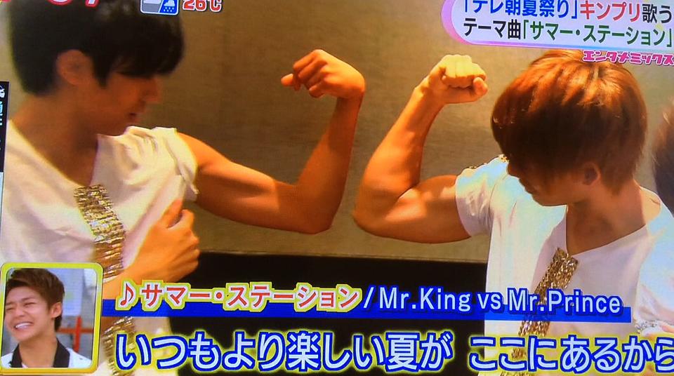 筋肉くらべー!の画像(プリ画像)