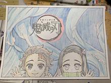 炭次郎とねずこ✨ プリ画像