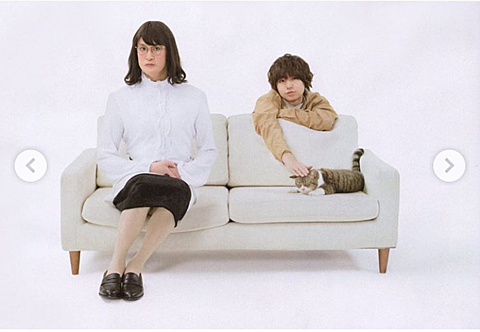 伊野ちゃん&ミタゾノ(❗❓)の画像(プリ画像)