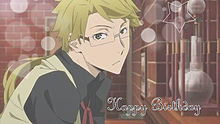 .*・♥゚Happy Birthday ♬ °・♥*.国木田さん プリ画像