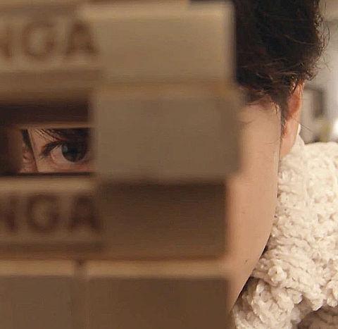 ジェンガの正しい遊び方の画像(プリ画像)