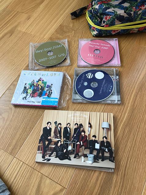 JUMPのCDの画像 プリ画像