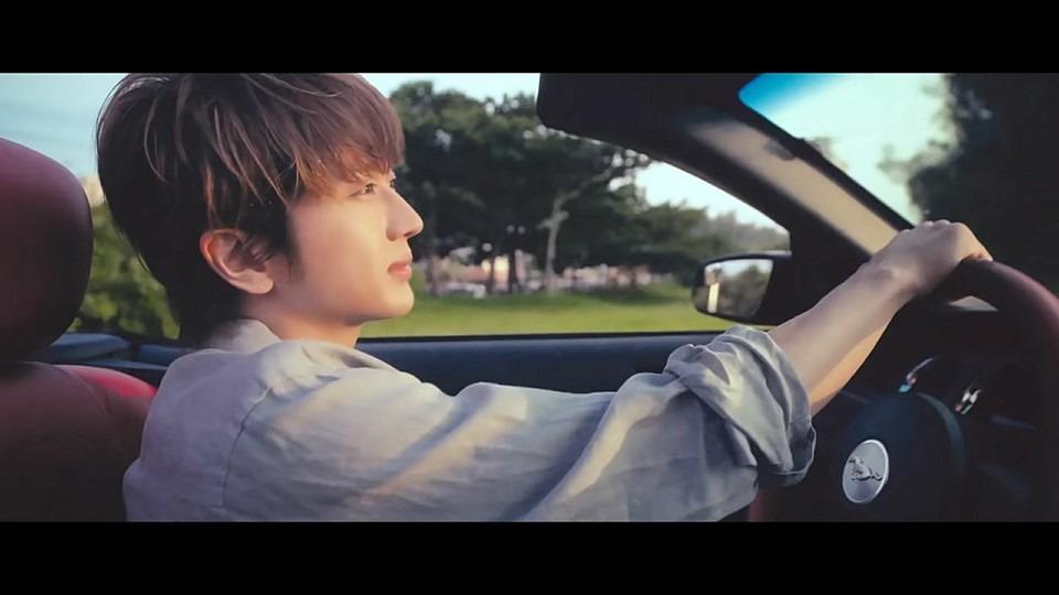 運転する西島隆弘がかっこいい