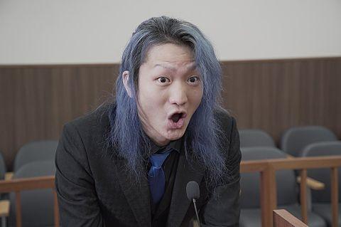 まる裁判官、ふぉい裁判官、社長容疑者たけやきくん!まるくん!の画像(プリ画像)