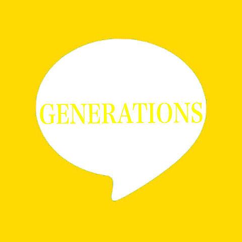 GENERATIONSアイコンの画像(プリ画像)