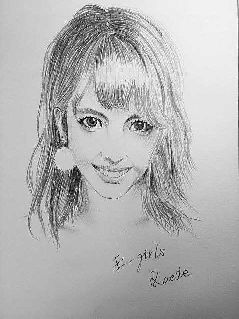 E-girls 楓ちゃんの画像(プリ画像)