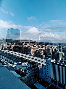 京都の街並み プリ画像