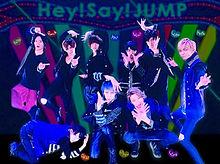 JUMP♡愛ing プリ画像