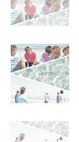 壁紙 【夏/海/ビーチ】文字ありの画像(ロック画面スマホ背景に関連した画像)