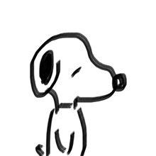 スヌーピー♡の画像(ハート/笑顔/涙/期待/優しいに関連した画像)