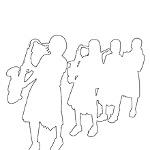 イラストの画像(#saxに関連した画像)