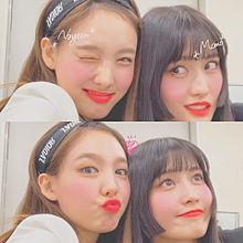 ナヨン&モモの画像(Dahyun/Chaeyoung/Tzuyuに関連した画像)