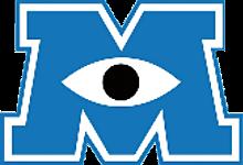 素材の画像(モンスターズインク ロゴ 素材に関連した画像)