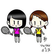 LEINAさんリクエスト りんりん×テニスの画像(プリ画像)