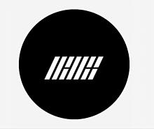 IKONの文字だけのアイコンの画像(ikonに関連した画像)
