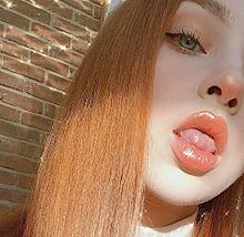 顔の画像(Makeupに関連した画像)