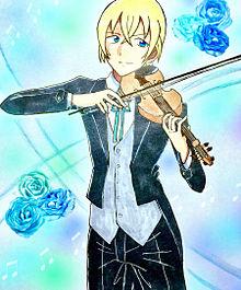 ヴァイオリンと降谷零の画像(ヴァイオリンに関連した画像)