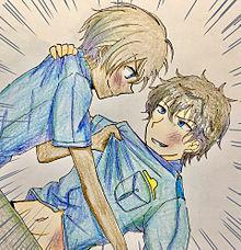 喧嘩の画像(松田陣平に関連した画像)