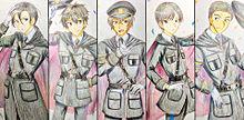 警察学校組 軍服の画像(萩原研二に関連した画像)