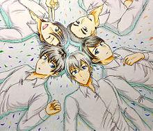 白シャツの警察学校組の画像(諸伏景光に関連した画像)