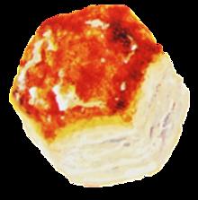 お菓子スタンプの画像(パイの実に関連した画像)