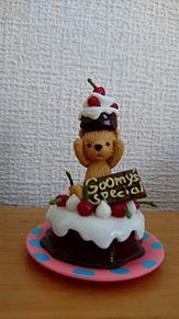 誕生ケーキ♥の画像(プリ画像)