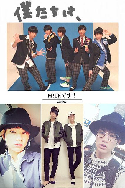 M!LKの画像(プリ画像)
