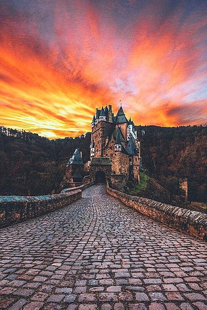 難攻不落の美しい城