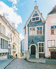 タリン エストニア おとぎの国への画像(エストニアに関連した画像)