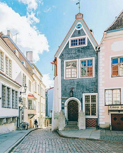 タリン エストニア おとぎの国への画像(プリ画像)