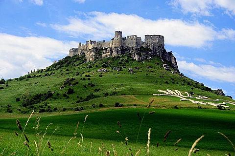 ゼヘラ スロバキア スピシュキー城の画像(プリ画像)