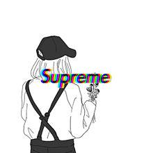 Supremeの画像(カラフルに関連した画像)