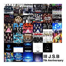 3JSB 7th Anniversary!!💦の画像(/岩田剛典に関連した画像)