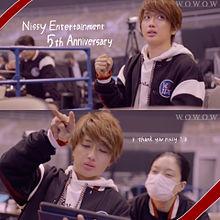 5th anniversary プリ画像
