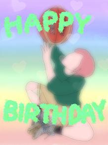 こっちゃんHappy Birthday!!!🌈💕【こなん】 プリ画像
