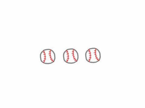 野球ボール⚾️の画像(プリ画像)