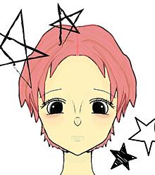 男の子可愛いイラスト星中性デジタル絵の画像(デジタル絵に関連した画像)