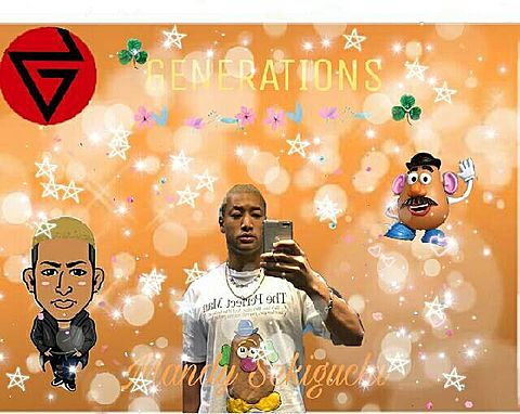 GENERATIONS キラキラ✨の画像(プリ画像)