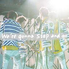 Step and Goの画像(手書き加工.歌詞画に関連した画像)