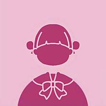初期アイコン風の画像(フリーアイコン 女の子 イラストに関連した画像)