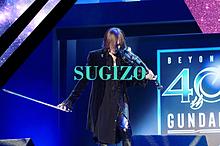 SUGIZO ガンダム〜(•͈⌔•͈⑅)♡ プリ画像