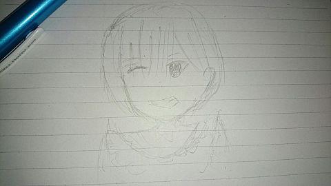 リゼロレムキメ顔wwwの画像(プリ画像)
