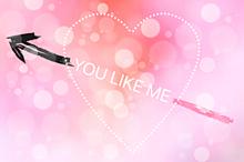 Y♥U LIKE ME プリ画像