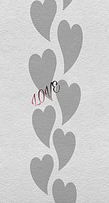 背景ハートの画像(LOVEに関連した画像)