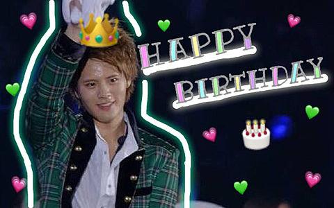 Happy Birthday岡本圭人の画像(プリ画像)