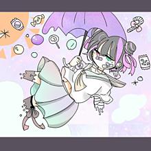 雨振りの画像(#病みかわいいに関連した画像)